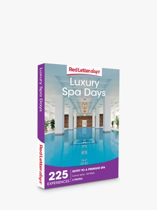 Red Letter Days Luxury Spa Days Gift Experience
