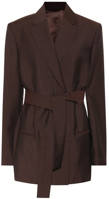 Acne Studios Wool-blend blazer