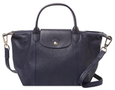 Longchamp Le Pliage Cuir Small Leather Tote