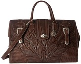 American West 30th Anniversary Commemorative Collection Large Coach Bag Bags