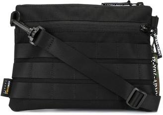 Izzue Multiple-Strap Messenger Bag