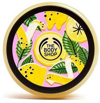 The Body Shop Limited Edition Zesty Lemon Body Scrub