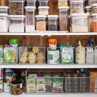 Container Store Pantry Starter Kit