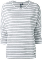 Woolrich striped jumper - women - Cotton - M