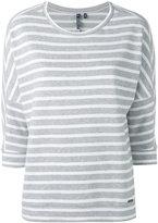 Woolrich striped jumper - women - Cotton - S