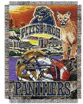 NCAA Pittsburgh Panthers Home Field Advantage College Throw