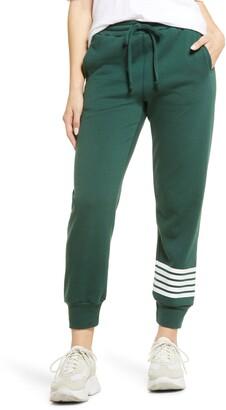 Sub Urban Riot Women's Cambridge Stripe Sweatpants