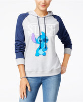 Mighty Fine Juniors' Disney Stitch Graphic Hoodie