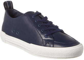 Fendi Low-Top Leather Sneaker
