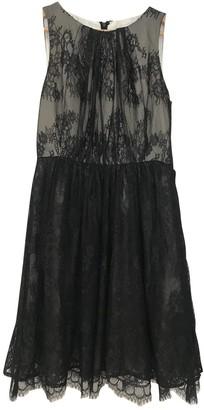 Tibi Black Lace Dress for Women