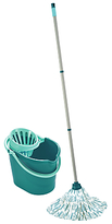 Leifheit Classic Mop and Bucket Set