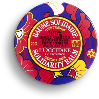 L'Occitane Shea Hibiscus Solidarity Balm