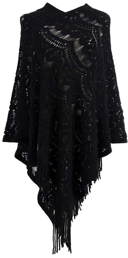 7d96c83e4e447 Shawl-like Sweater - ShopStyle Canada