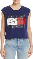 Tommy Jeans Logo Graphic Tank Top