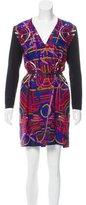 Hermes Silk & Cashmere Dress
