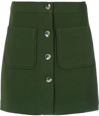 Olympiah Andes skirt
