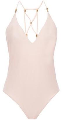 Vix Paula Hermanny Lucy Embellished Swimsuit