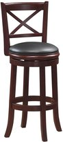 Boraam 49629 Georgia Swivel Stool, 29-Inch