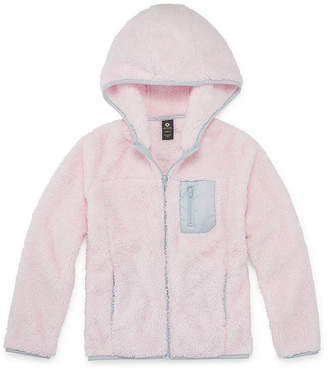 Minky Xersion Fleece Girls Lightweight Softshell Jacket Preschool / Big Kid