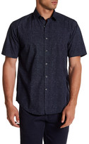 James Campbell Dex Regular Fit Woven Shirt