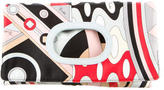 Emilio Pucci Printed Gabardine Fold-Over Clutch