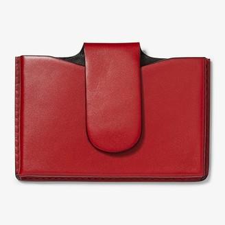 M.M. LaFleur The Business Card Case-Fine Leather