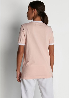 Lyle & Scott Ringer T-shirt - Pink