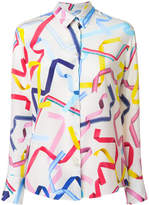Paul Smith all-over print shirt