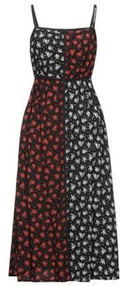 Calvin Klein Jeans 3/4 length dress