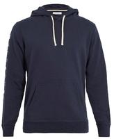 Saturdays NYC Ditch logo-print hooded cotton sweatshirt