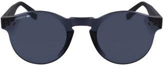 Lacoste Shield L.12.12 One Lens Sunglasses