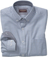 Johnston & Murphy Double Rope Check Button-Down Collar Shirt