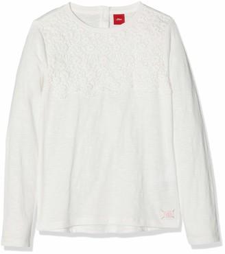 S'Oliver Girls' 53.810.31.8269 T - Shirt