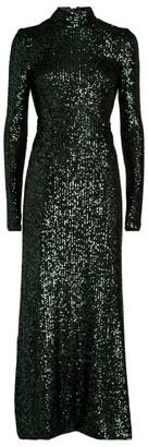 Galvan Modern Love Sequin Dress