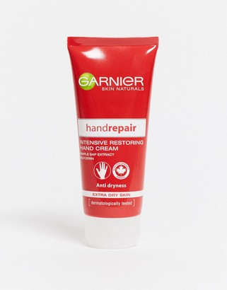 Garnier Body Repair Hand Cream Extra Dry Skin 100ml