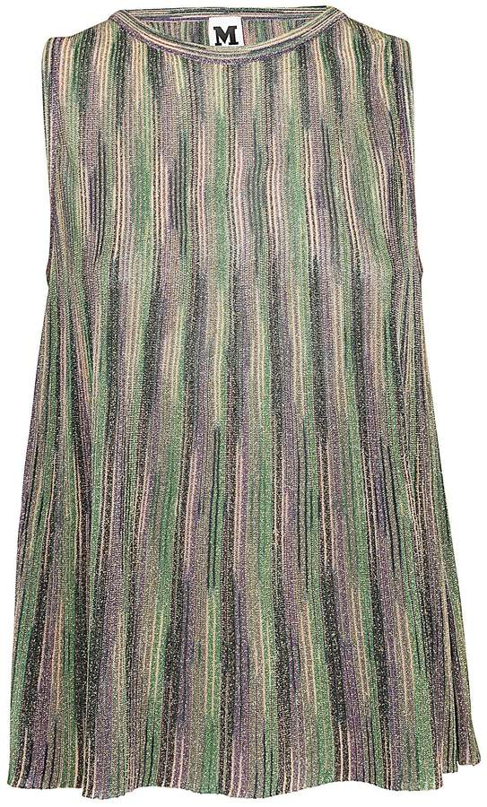 M Missoni Striped Top