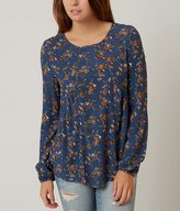 Living Doll Floral Top