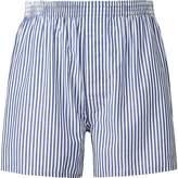 Uniqlo Men's Woven Striped Trunks