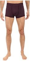 Dolce & Gabbana Lisle Yarn Scottish Fibres Pinstripes Regular Boxer Men's Underwear