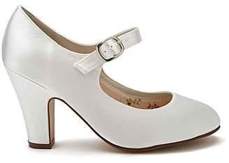Rainbow Club Madeline Satin Shoes