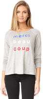 Sundry Merci Beau Coup Pullover