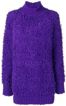 Marni Textured Oversized Sweater