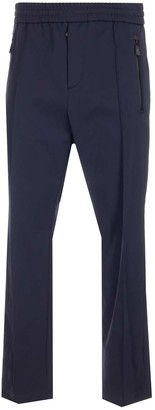MONCLER GRENOBLE Zipped Pocket Cigarette Pants