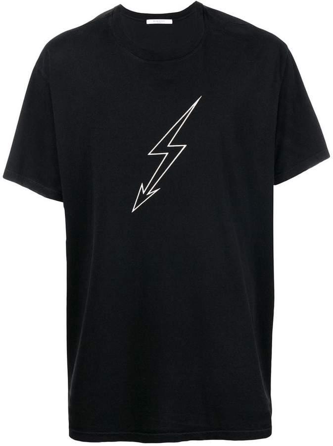 Givenchy oversized World Tour T-shirt