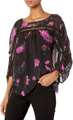 Tracy Reese Women's Shirred Blouse