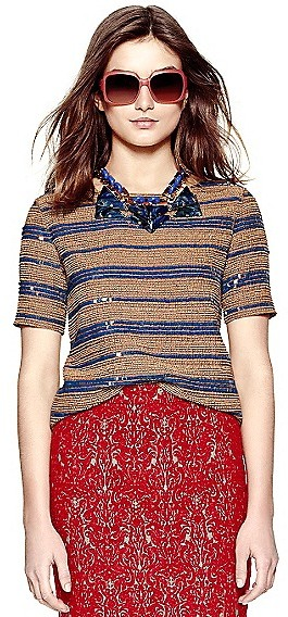Tory Burch Theresa Top