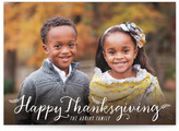 Minted Happy Thanksgiving Thanksgiving Cards