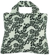 Envirosax Rosa Reusable Shopping Bag - Black-White - One Size