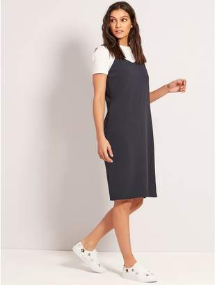 M&Co JDY t-shirt and slip dress