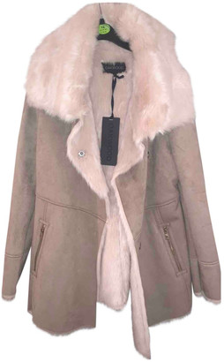 Oakwood Ecru Polyester Coats
